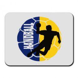 Коврик для мыши Handball Logo - FatLine