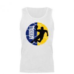 Мужская майка Handball Logo - FatLine