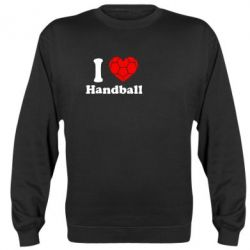 Реглан (свитшот) Handball one love - FatLine