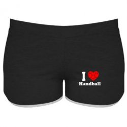 Женские шорты Handball one love - FatLine