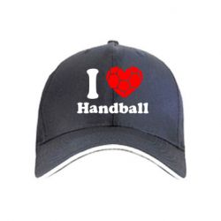 Кепка Handball one love