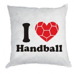 Подушка Handball one love