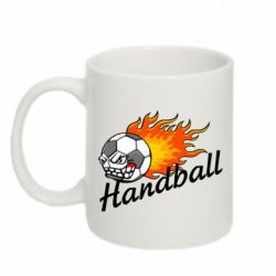 Кружка 320ml Handball Sublim - FatLine