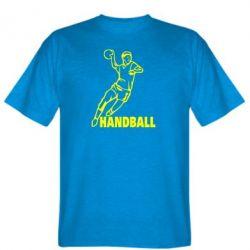 Мужская футболка Handball - FatLine