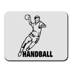 Коврик для мыши Handball - FatLine