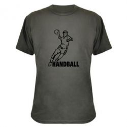 Камуфляжная футболка Handball - FatLine
