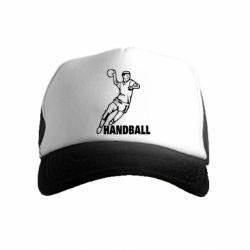 Детская кепка-тракер Handball