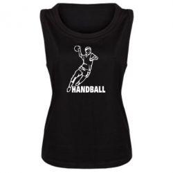 Женская майка Handball - FatLine