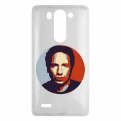 Чехол для LG G3 mini/G3s Hank Moody Art - FatLine