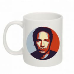 Кружка 320ml Hank Moody Art - FatLine