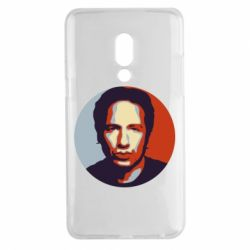 Чехол для Meizu 15 Plus Hank Moody Art - FatLine