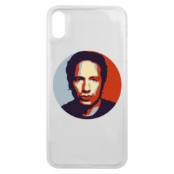 Чехол для iPhone Xs Max Hank Moody Art - FatLine