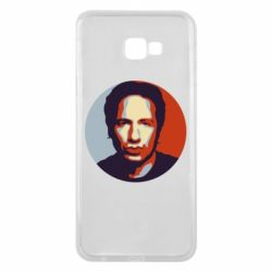 Чехол для Samsung J4 Plus 2018 Hank Moody Art - FatLine
