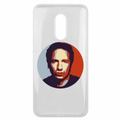 Чехол для Meizu 16 plus Hank Moody Art - FatLine