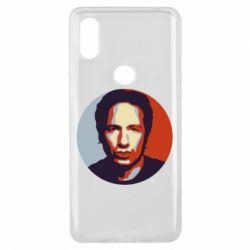 Чехол для Xiaomi Mi Mix 3 Hank Moody Art - FatLine