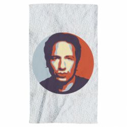 Полотенце Hank Moody Art - FatLine