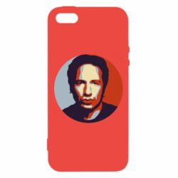 Чехол для iPhone5/5S/SE Hank Moody Art - FatLine