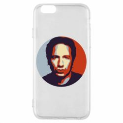 Чехол для iPhone 6/6S Hank Moody Art - FatLine
