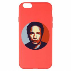 Чехол для iPhone 6 Plus/6S Plus Hank Moody Art - FatLine