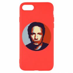 Чехол для iPhone 7 Hank Moody Art - FatLine