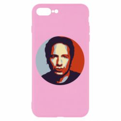 Чехол для iPhone 7 Plus Hank Moody Art - FatLine
