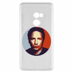 Чехол для Xiaomi Mi Mix 2 Hank Moody Art - FatLine