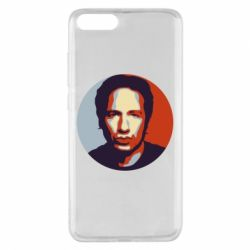 Чехол для Xiaomi Mi Note 3 Hank Moody Art - FatLine