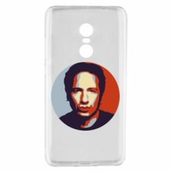 Чехол для Xiaomi Redmi Note 4 Hank Moody Art - FatLine