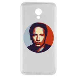 Чехол для Meizu M5 Note Hank Moody Art - FatLine