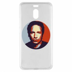 Чехол для Meizu M6 Note Hank Moody Art - FatLine