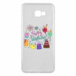 Чохол для Samsung J4 Plus 2018 Happy Birthday