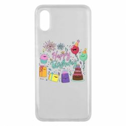 Чохол для Xiaomi Mi8 Pro Happy Birthday