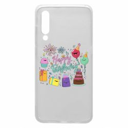 Чохол для Xiaomi Mi9 Happy Birthday