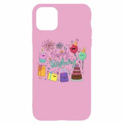 Чохол для iPhone 11 Pro Max Happy Birthday