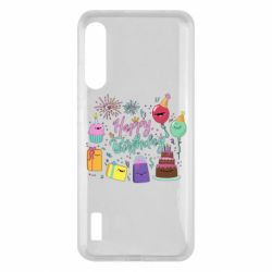 Чохол для Xiaomi Mi A3 Happy Birthday
