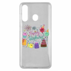Чохол для Samsung M40 Happy Birthday