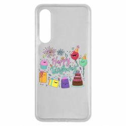 Чохол для Xiaomi Mi9 SE Happy Birthday