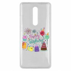 Чохол для Xiaomi Mi9T Happy Birthday