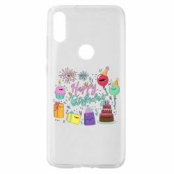 Чохол для Xiaomi Mi Play Happy Birthday