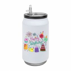 Термобанка 350ml Happy Birthday