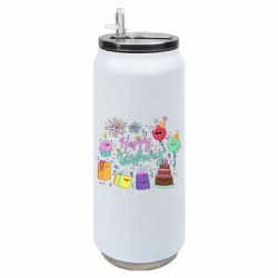Термобанка 500ml Happy Birthday