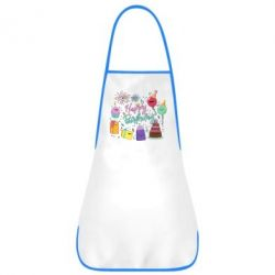 Фартух Happy Birthday