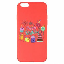 Чохол для iPhone 6 Plus/6S Plus Happy Birthday