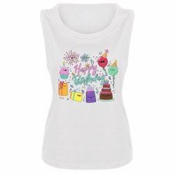 Майка жіноча Happy Birthday