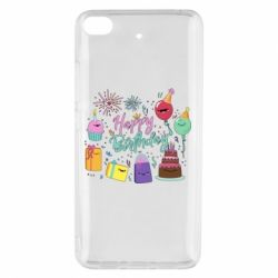 Чохол для Xiaomi Mi 5s Happy Birthday