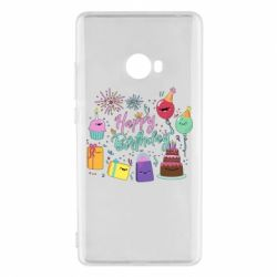 Чохол для Xiaomi Mi Note 2 Happy Birthday