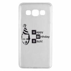 Чехол для Samsung A3 2015 Happy Birthdey Bitch Во все тяжкие