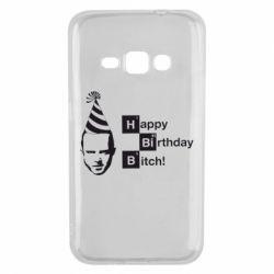 Чехол для Samsung J1 2016 Happy Birthdey Bitch Во все тяжкие