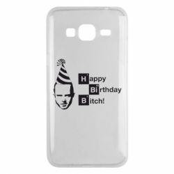 Чехол для Samsung J3 2016 Happy Birthdey Bitch Во все тяжкие