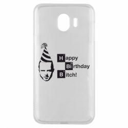Чехол для Samsung J4 Happy Birthdey Bitch Во все тяжкие